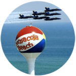 PENSACOLA BEACH AIR SHOW