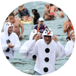 POLAR BEAR PLUNGE Photo #1