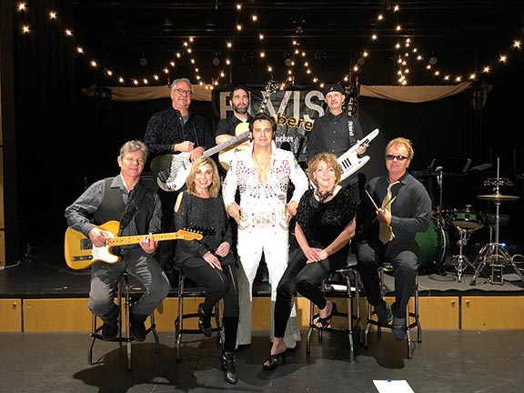 Elvis Remembered Band