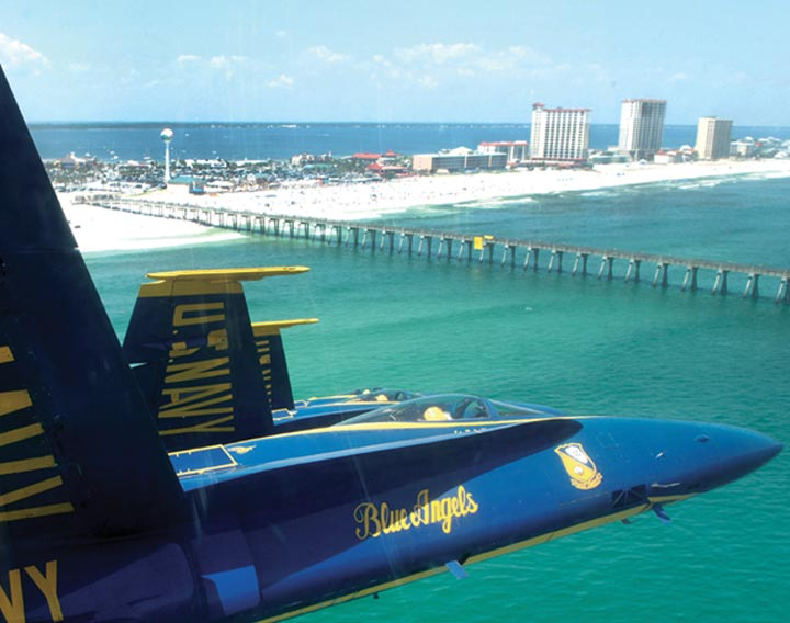 Pensacola Beach Air Show Blog Photo #1