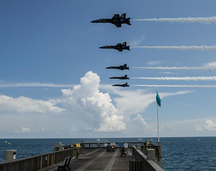 Pensacola Beach Air Show Blog Photo #2